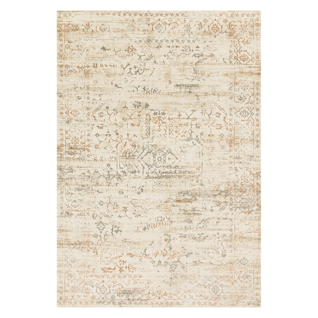 Loloi Kingston Cream Power Loomed Rug