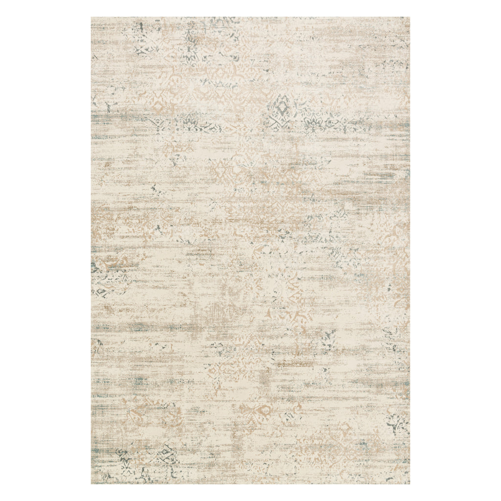 Loloi Kingston Ivory/Stone Power Loomed Rug
