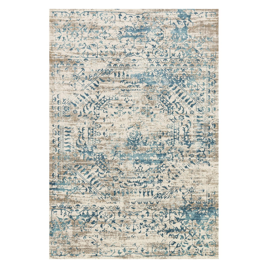 Loloi Kingston Medallion Power Loomed Rug