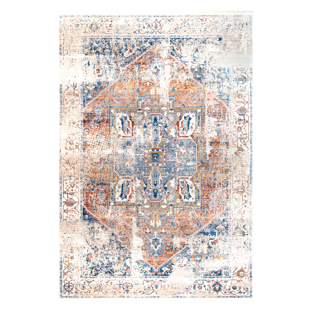 Harlow Medallion Machine Made Rug