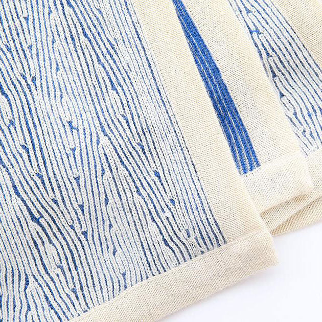 Sefte Kimsa Woven Throw Blanket
