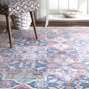 Caton Floral Machine Made Rug