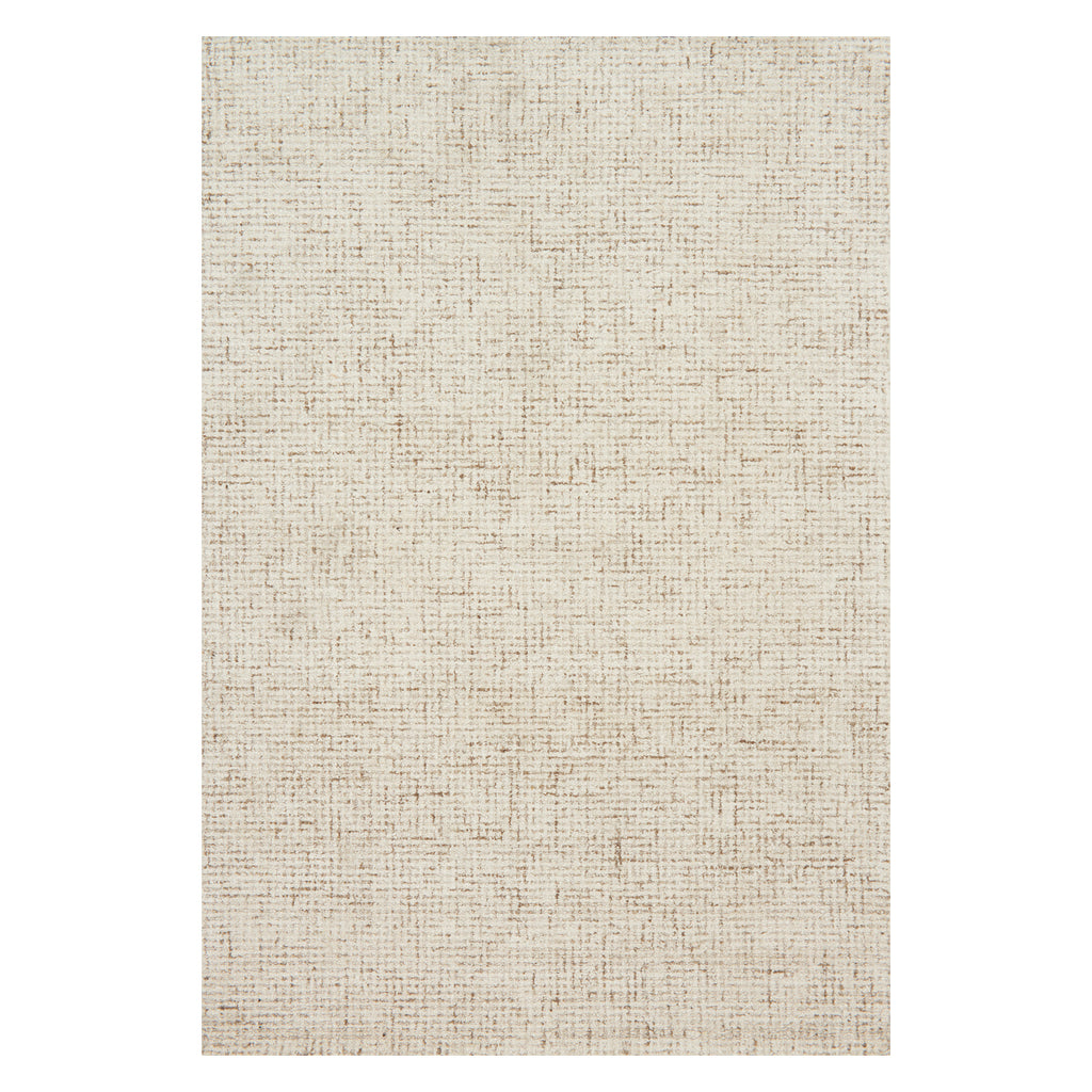 Loloi Klein Ivory/Natural Hooked Rug