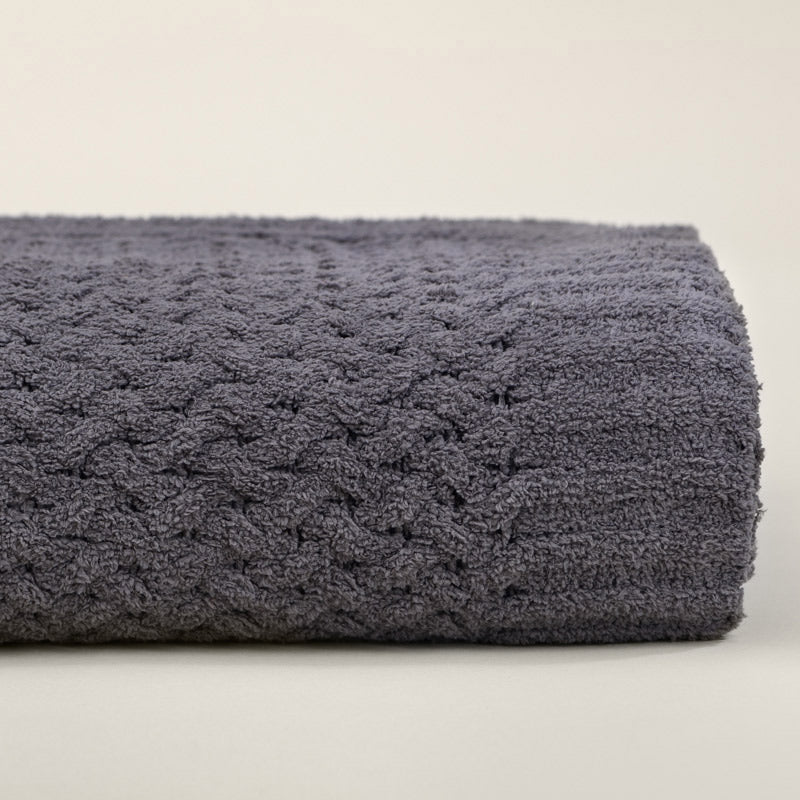Kashwere Texture Basket Weave Throw Blanket