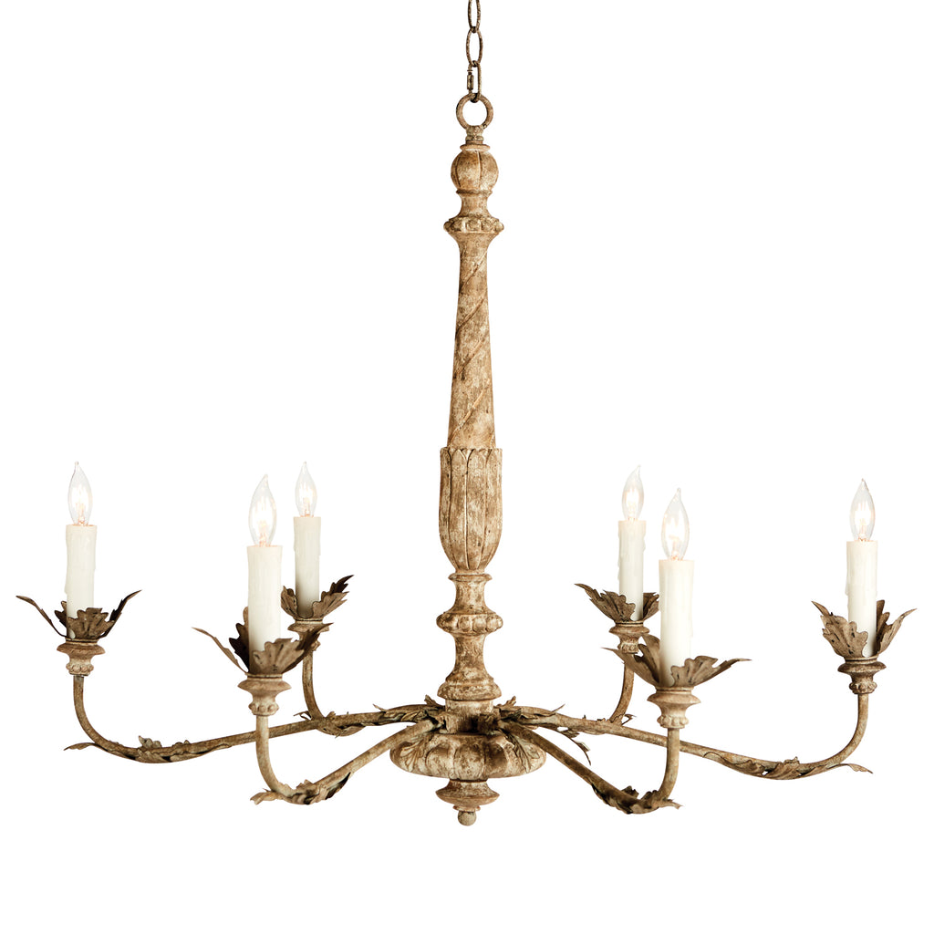 Aidan Gray Getie Italian Chandelier - Final Sale