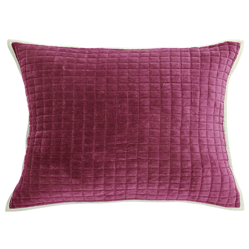 Avasa Home Lucas Quilted Pillow Sham