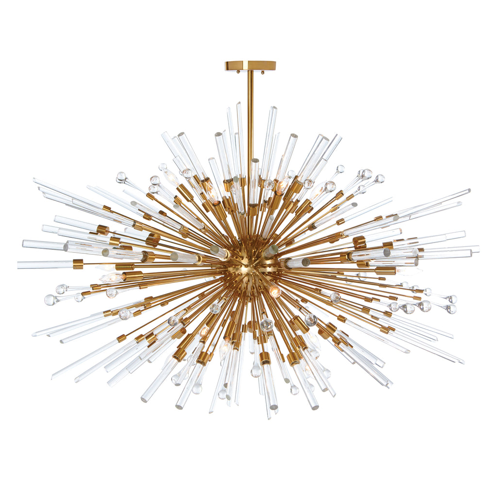 Aidan Gray Goliath Star Chandelier