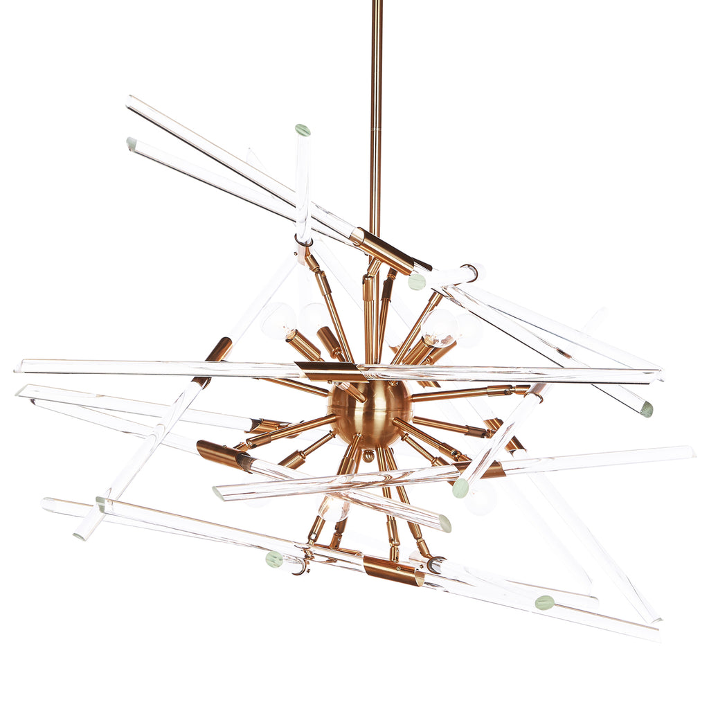 Aidan Gray Solitude Chandelier