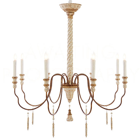 Aidan Gray Yolonda Large Chandelier