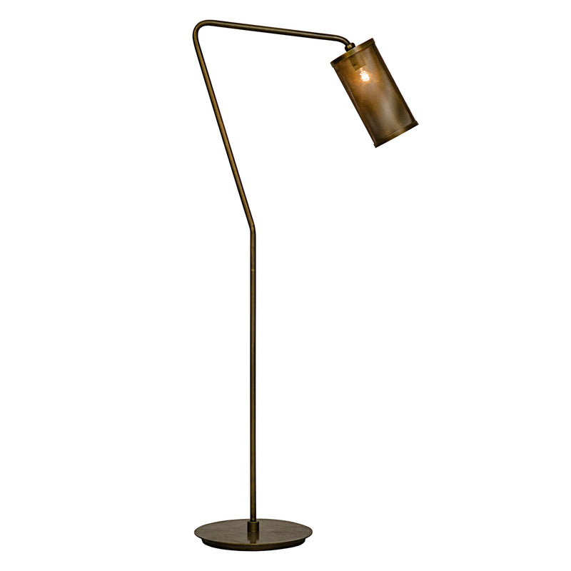 Noir Pisa Floor Lamp