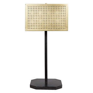 Noir Lounge Table Lamp