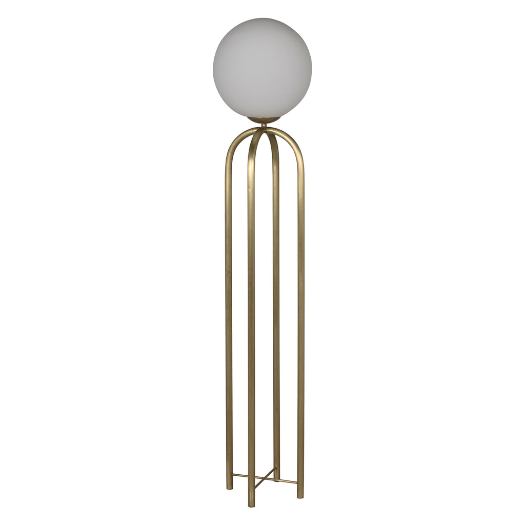 Noir Moriarty Floor Lamp