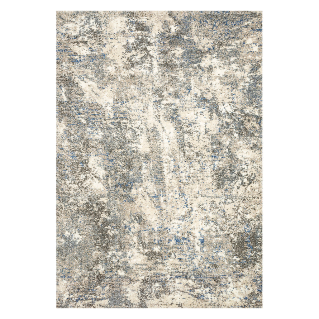 Loloi Landscape Slate Power Loomed Rug