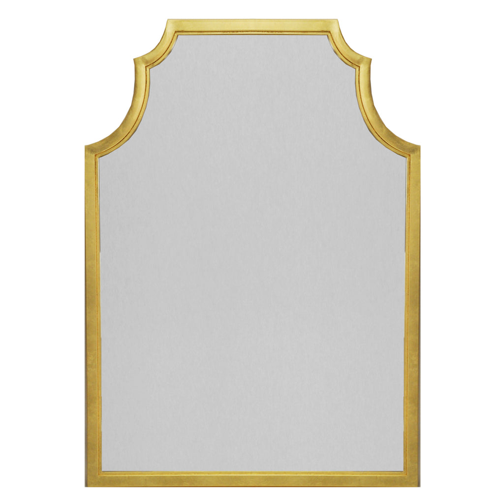 Worlds Away Lenwood Wall Mirror