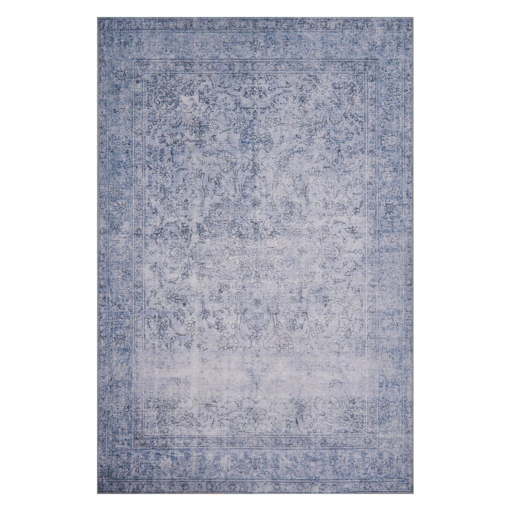 Loloi Loren Slate Power Loomed Rug