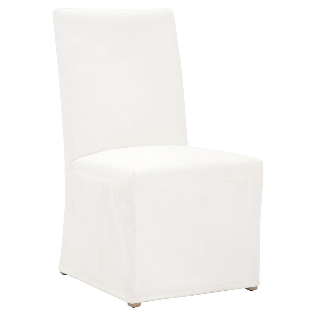 Levi Slipcover Dining Chair Set of 2