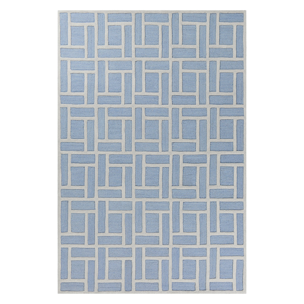 Libby Langdon Soho Brick By Brick Hand Tufted Rug