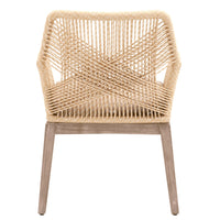 Loom Arm Chair Set of 2