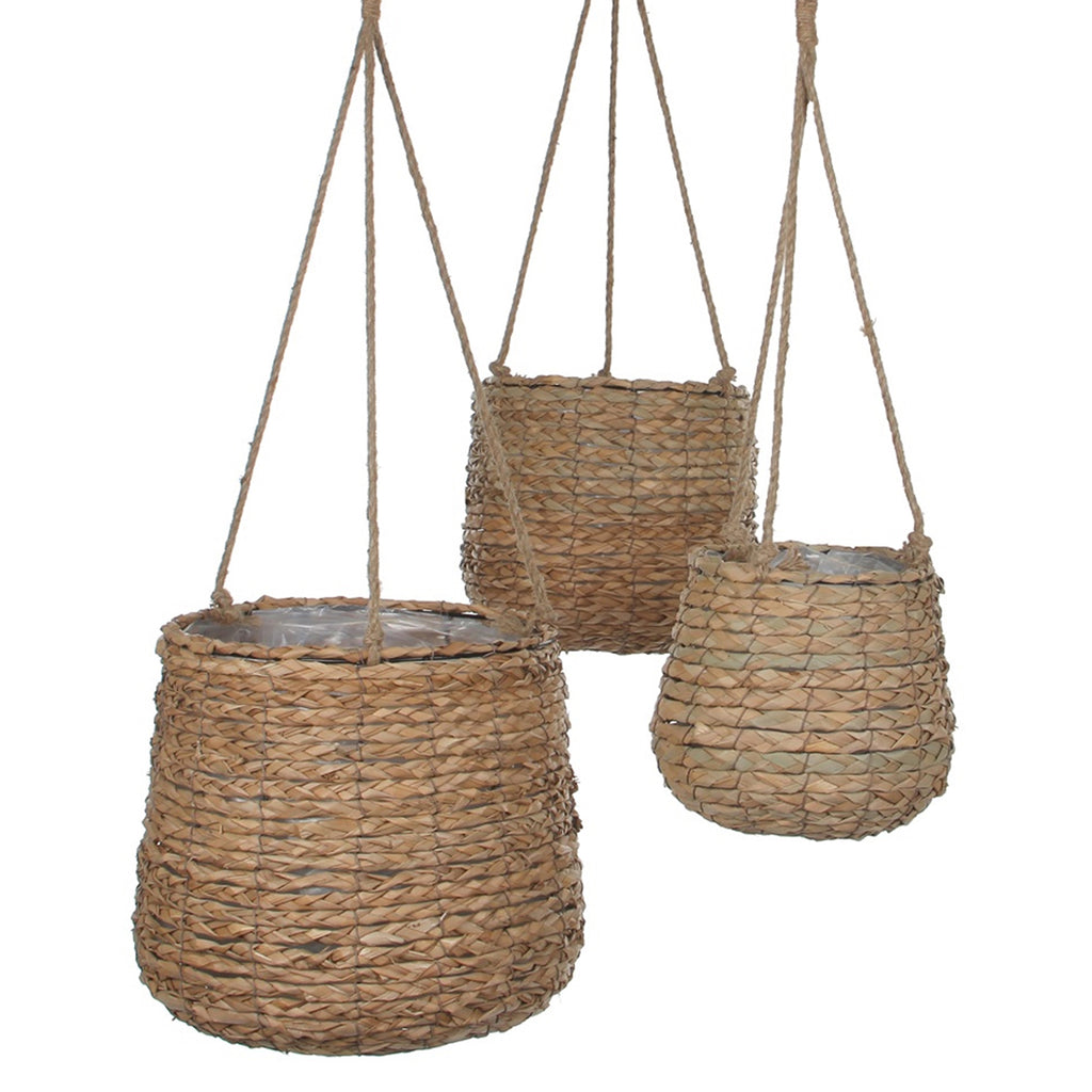 Lima Hanging Planter Set of 3