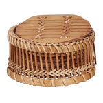 Dundee Bamboo Coaster Set of 6
