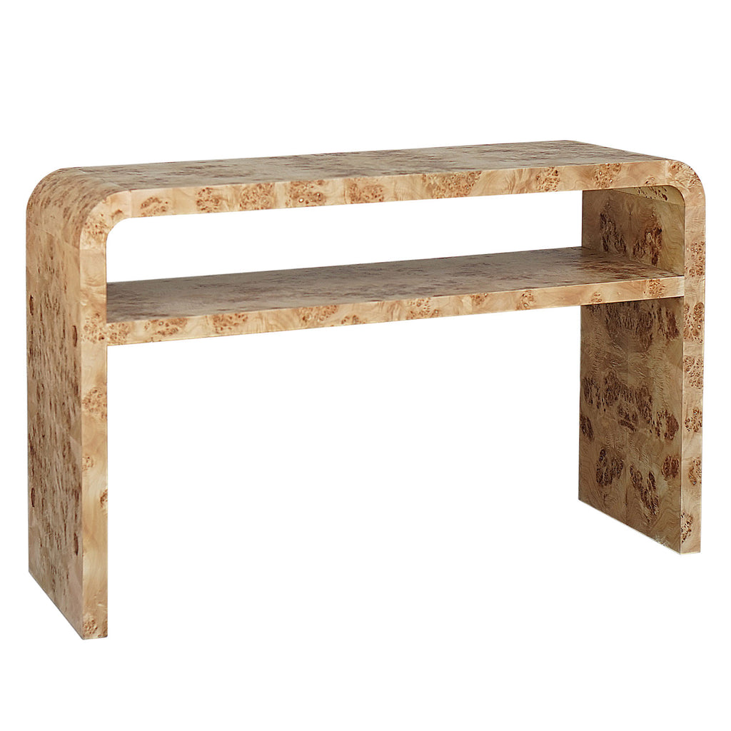 Worlds Away Marshall Console Table