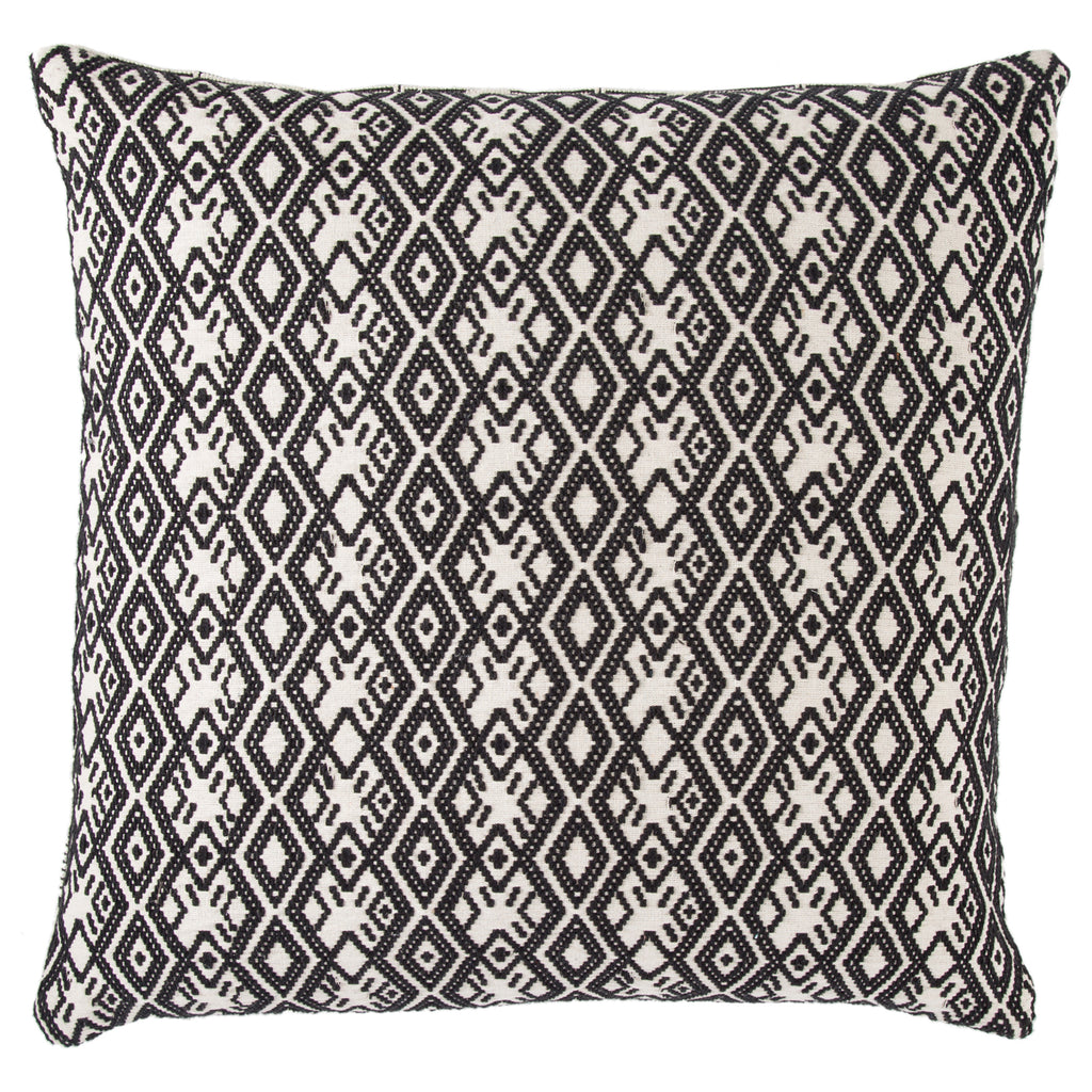 Jaipur Morada Castanet Throw Pillow
