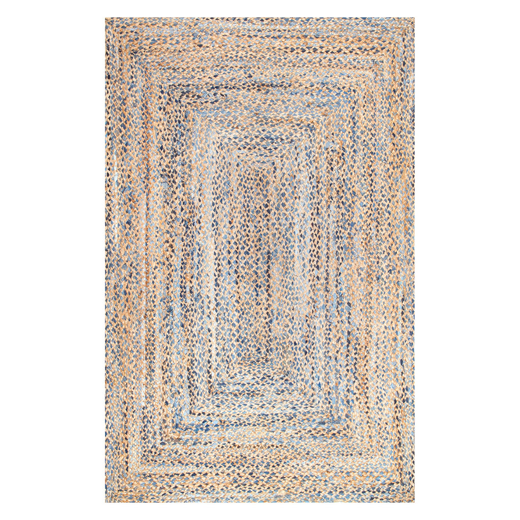 Jena Jute Braided Rug