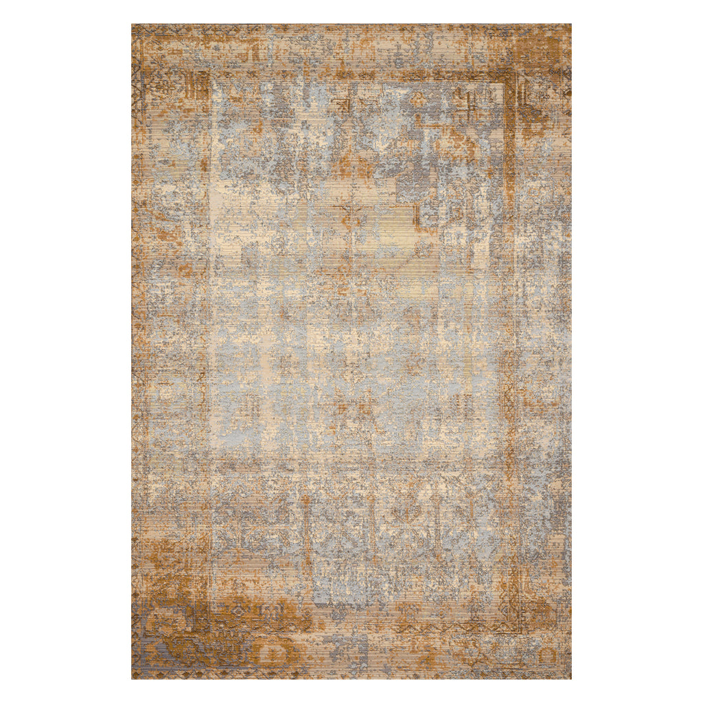 Loloi Mika Antique Ivory/Copper Indoor/Outdoor Rug