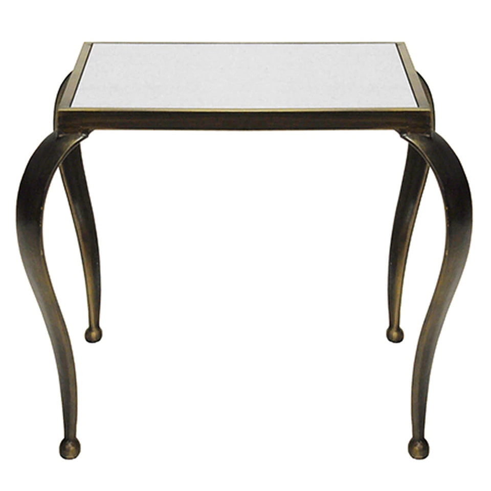 Worlds Away Moseley Side Table