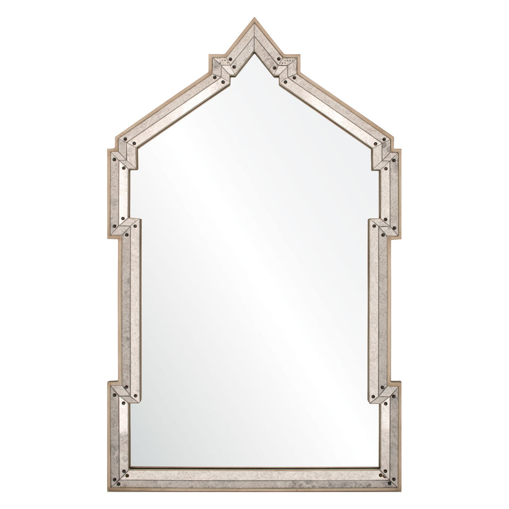 Michael S Smith for Mirror Image Home Antiqued Wall Mirror