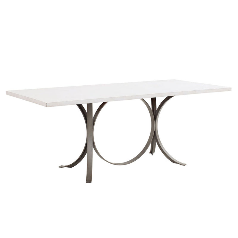 Redford House Manhattan Rectangle Dining Table