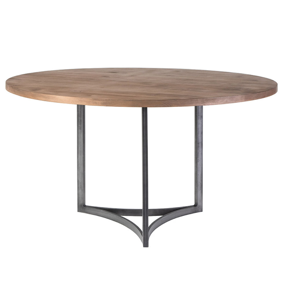 Redford House Manhattan Round Dining Table