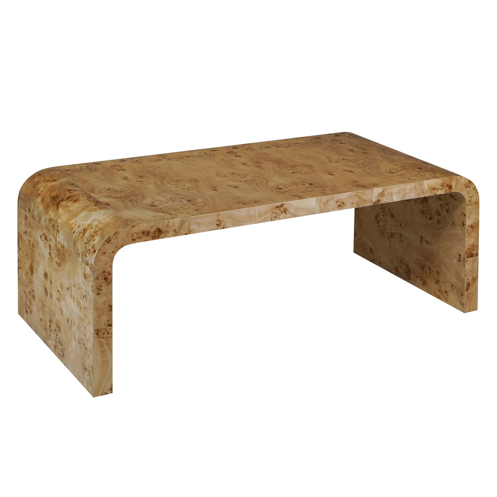 Worlds Away Newbury Coffee Table