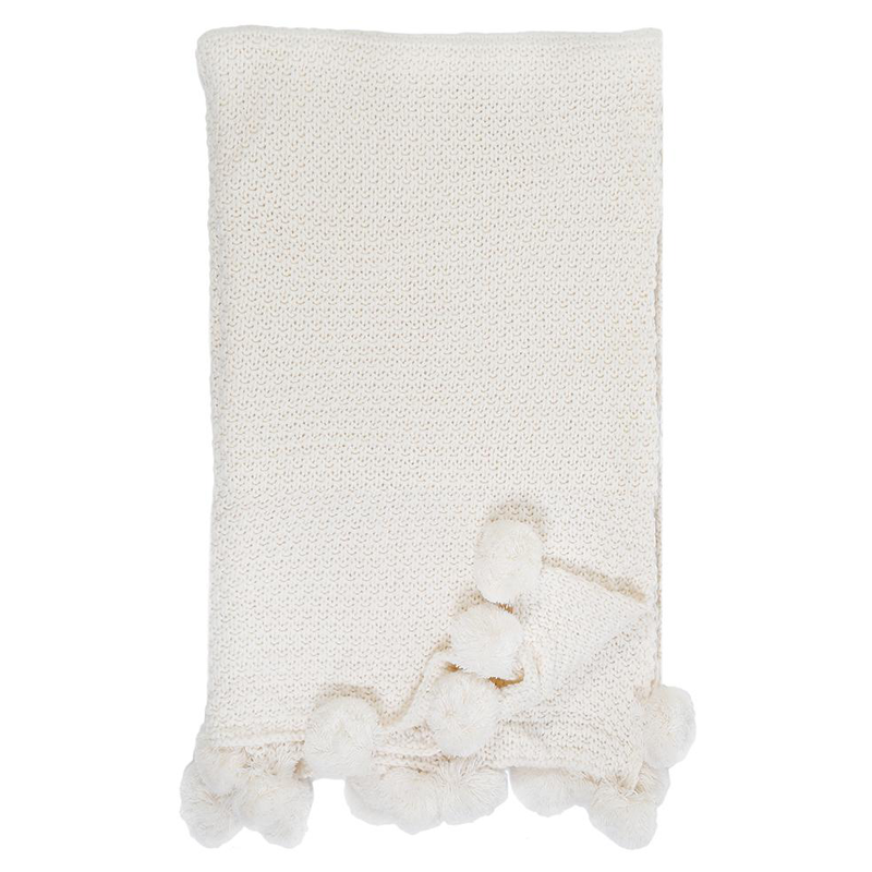 Pom Pom at Home Riley Throw Blanket