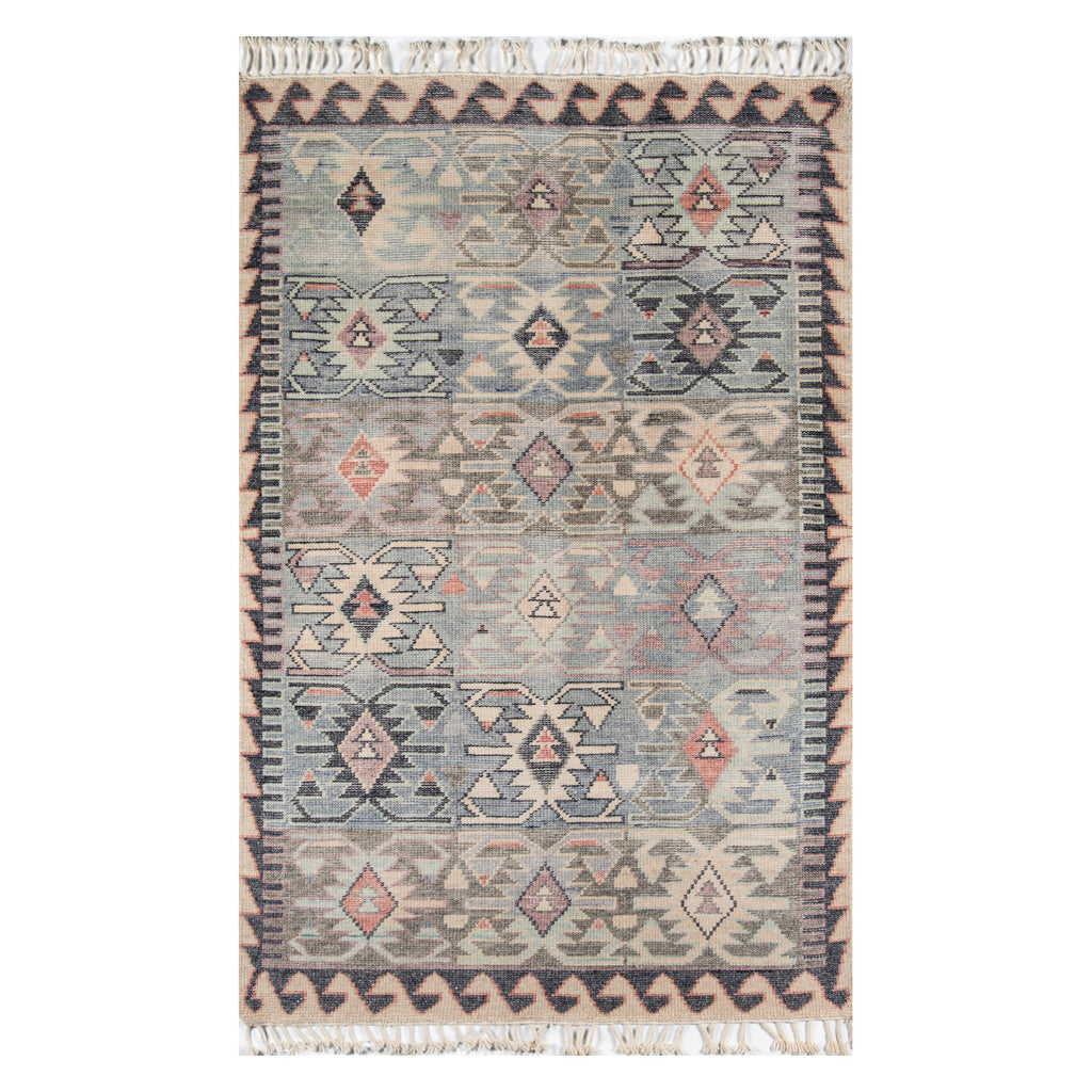 Silas Hand Knotted Rug