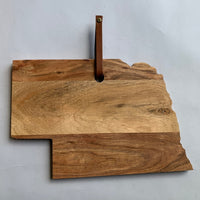 Homebound Wood Cheese Board