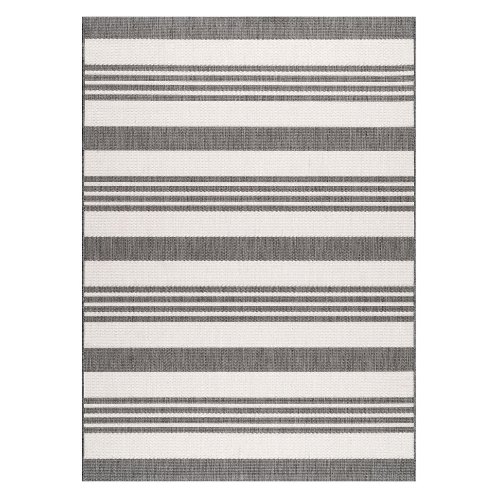 Perce Stripe Indoor/Outdoor Rug