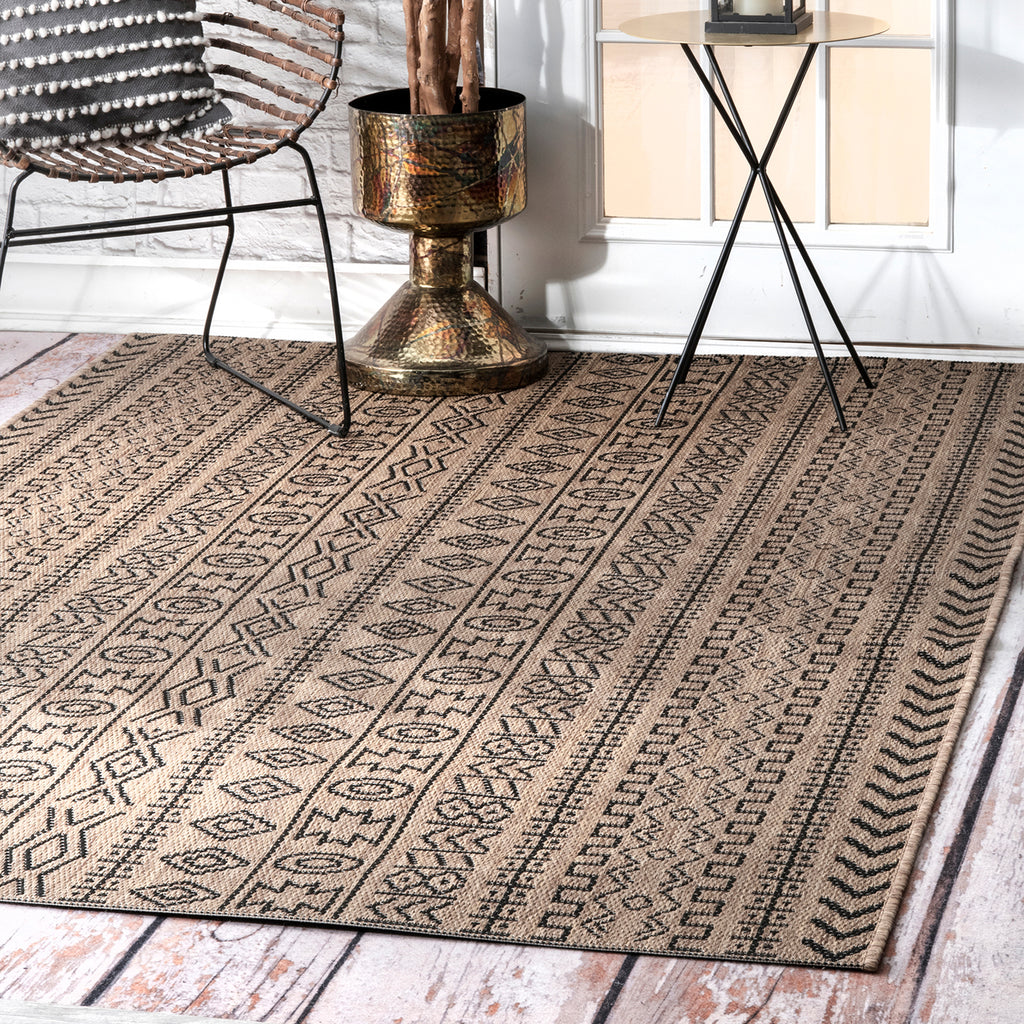 Depoe Indoor/Outdoor Rug