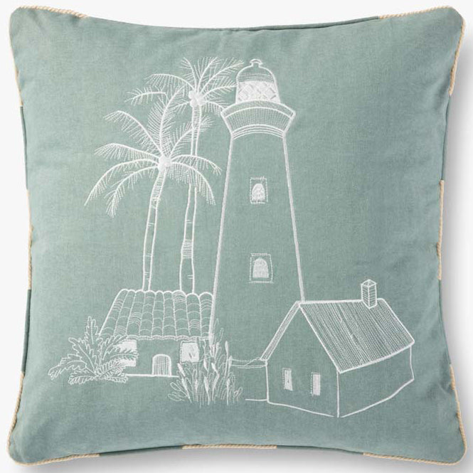 Loloi Lighthouse Indoor/Outdoor Pillow Set of 2