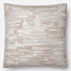 Loloi Sequin Abstract Throw Pillow Set of 2