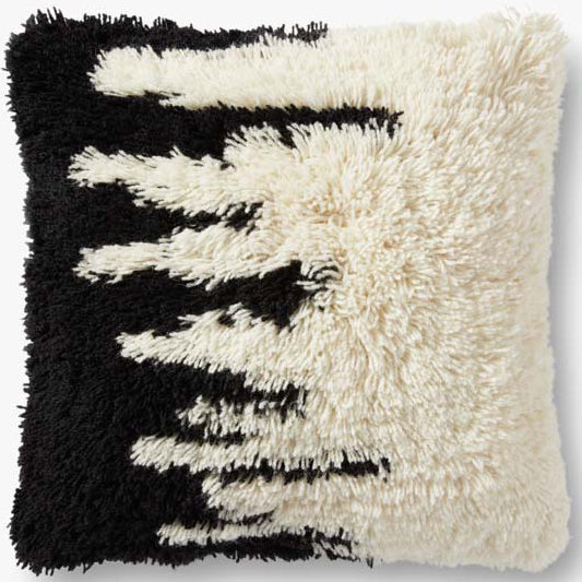 Justina Blakeney × Loloi Zig Zag Throw Pillow Set of 2