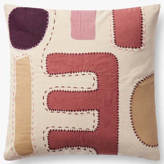 Justina Blakeney × Loloi Paige Throw Pillow Set of 2