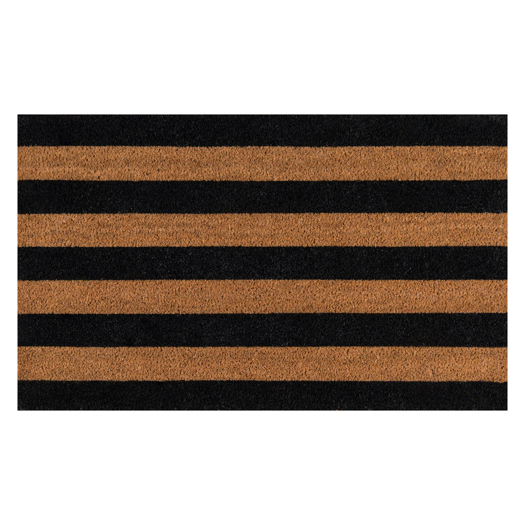 Striped Door Mat