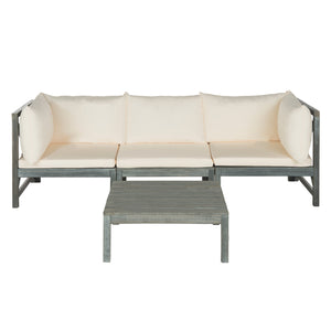 Pompano Outdoor Sectional Sofa Set