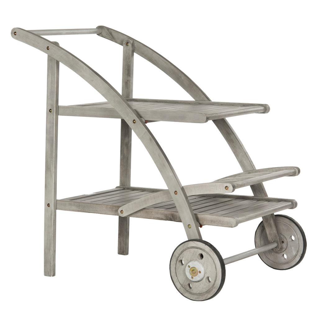 Highland Outdoor Bar Cart