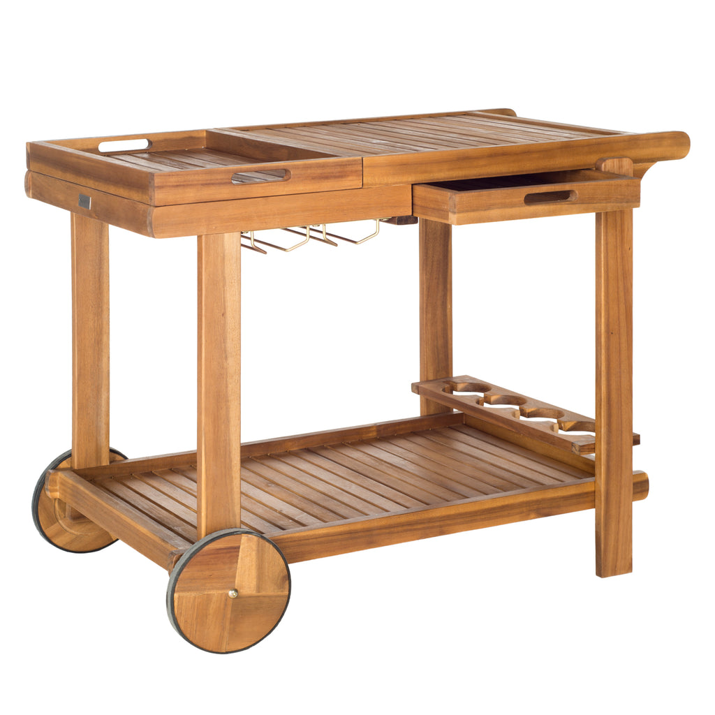 Waterway Outdoor Bar Cart