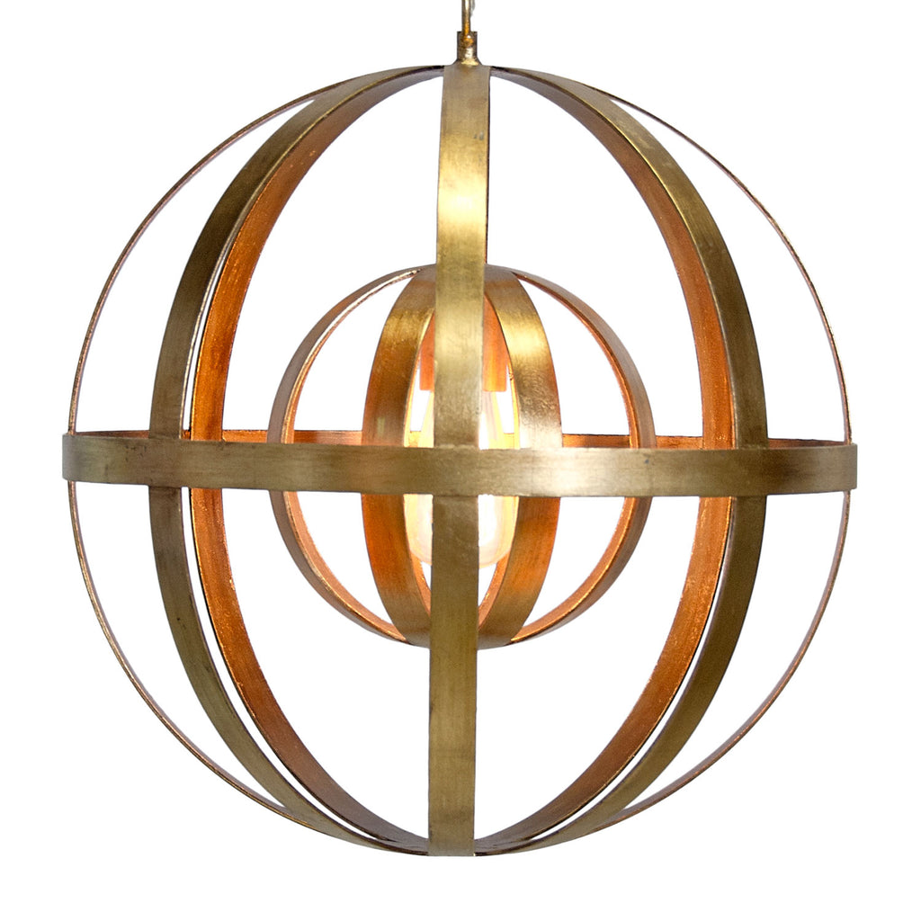 Worlds Away Pemble Large Chandelier - Final Sale