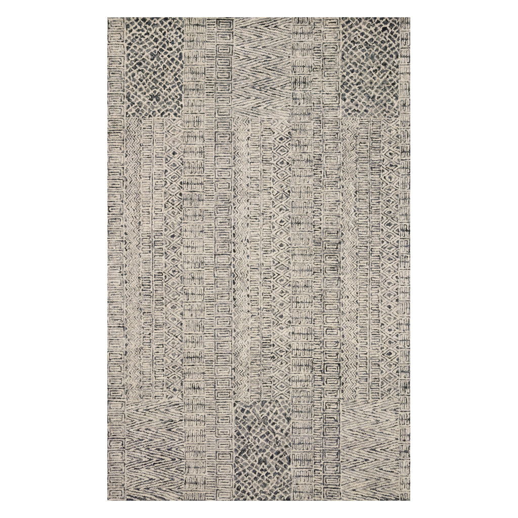 Loloi Peregrine Charcoal Hand Tufted Rug
