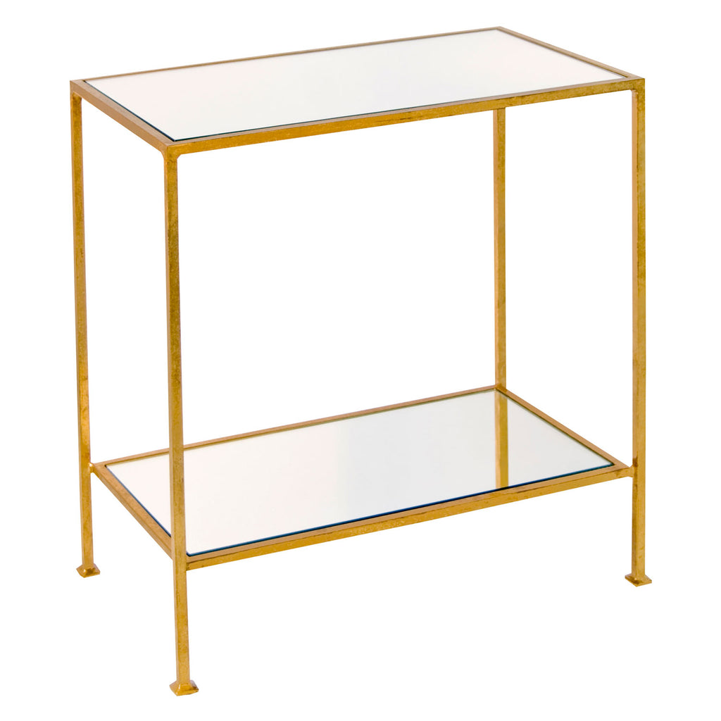 Worlds Away Plano Side Table