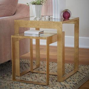 Bungalow 5 Plano Side Table Set of 2